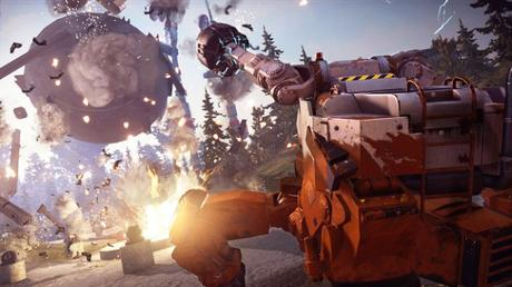 Just Cause 3 Mech Land Assault 2