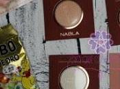 Iluminadores colorete Nabla