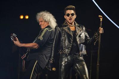 Queen + Adam Lambert - 22-05-2016 - Palau Sant Jordi - Barcelona