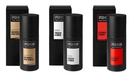 AXE presenta sus nuevas fragancias diarias con tres micro cortos