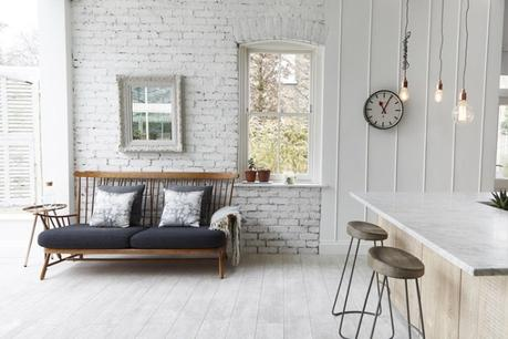 Industrial chic home | Un hogar chic industrial | casahaus.net