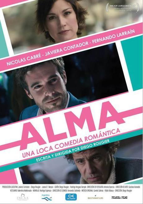 @AlmaLaPelicula se estrena en cines de #Argentina el Jueves 16 de Junio de 2016