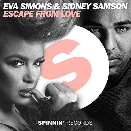Eva Simons y Sidney Samson