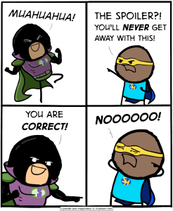 spoilers cyanide and happiness