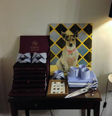 Living with dogs, colección by Javier Iturrioz para Oleana Joyas