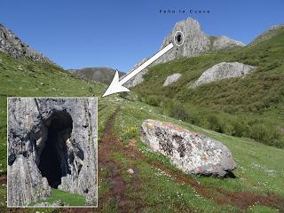 Alto'l Palo-Pico Rozas-La Lastrona-Peña la Carba-Robledo de Caldas-El Panazal