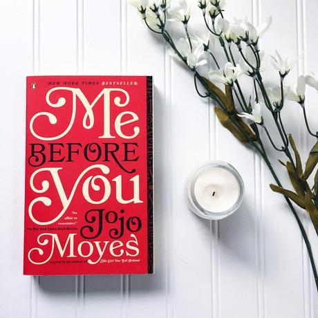Reseña: Me before you - Jojo Moyes