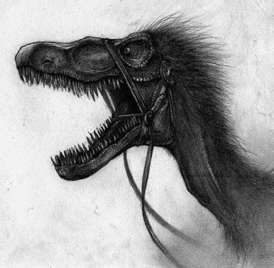 Los dinosaurios épicos de Bastien Jez