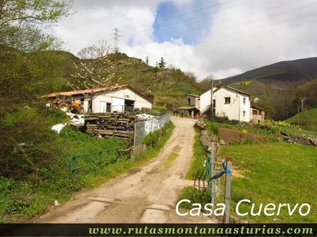 Casa Cuervo, Allande