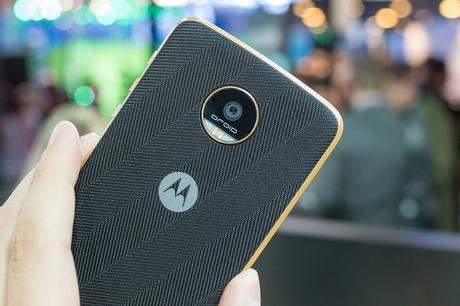 El nuevo Moto Z no tiene jack de auriculares