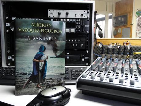 La Biblioteca Encantada 202, con Alberto Vázquez Figueroa