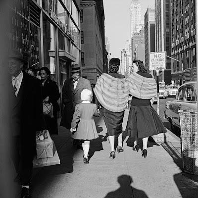 Tesoros ocultos. Vivian Maier