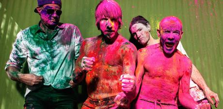 Red Hot Chili Peppers lanzan nuevo single 'We Turn Red'