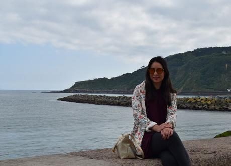 Look para un día de turismo SAN SEBASTIAN