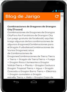 Aplicacion Radio Jarigo