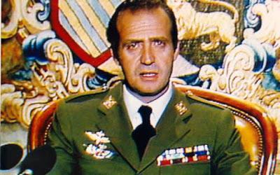 Los papeles clasificados del 23F salen a la luz: 'El Rey Juan Carlos organizó el Golpe de Estado' (I)
