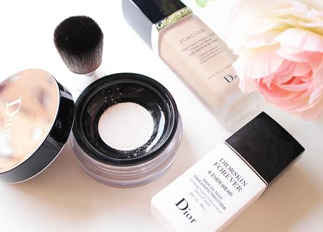 Diorskin Forever, la nueva línea de maquillaje para mantener a raya los brillos