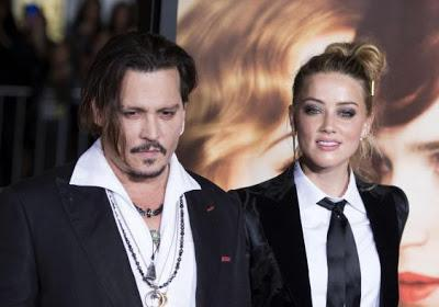 Divorcio entre Amber Heard y Johnny Depp