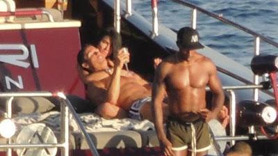 Paula, la chica que ha seducido a Cristiano Ronaldo