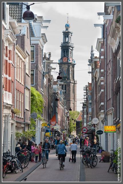 Barrio Joordan Amsterdam (Países Bajos)