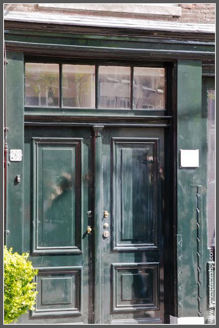 Casa Ana Frank Amsterdam (Países Bajos)