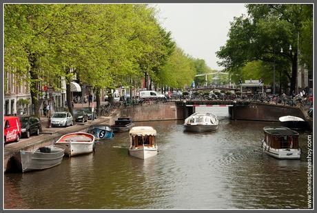 Canales Amsterdam (Países Bajos)