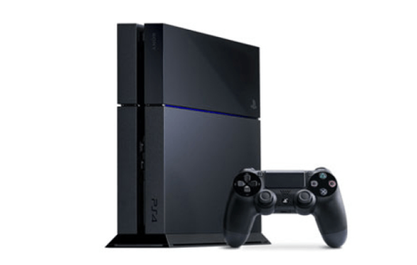 PlayStation 4 b