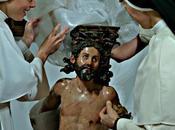 """Cristo columna"" regresa temporalmente Monasterio Santa Sofía Toro."