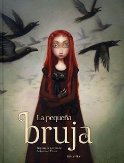 Crítica literaria: La pequeña bruja (novela gráfica)