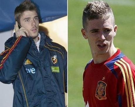 Futbolistas españoles involucrados en abuso sexual