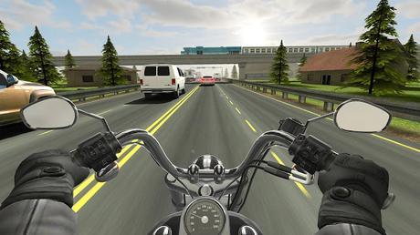 Traffic Rider 1.2  APK MOD Unlimited Money [MEGA MOD]
