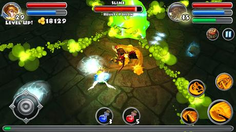 Dungeon Quest v2.2.0.6  MOD APK Free Shopping + Mana