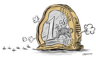 Nuestro gran problema es el Euro = Paro...