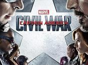 #NosVamosAlCine: Película Cartelera: Capitán América: Civil Captain America: