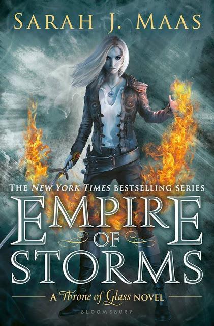 Portada Revelada: Empire of Storms