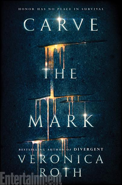 Portada Revelada: Carve the Mark