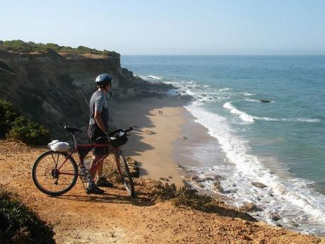 Transandalus, la cicloturista que recorre toda Andalucía