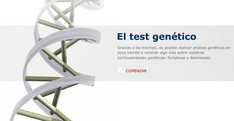 LOS TEST GENÉTICOS NO CAMBIAN LAS CONDUCTAS