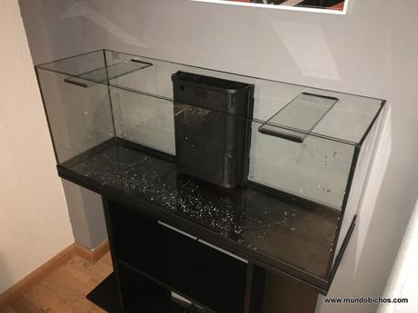 mueble acuario