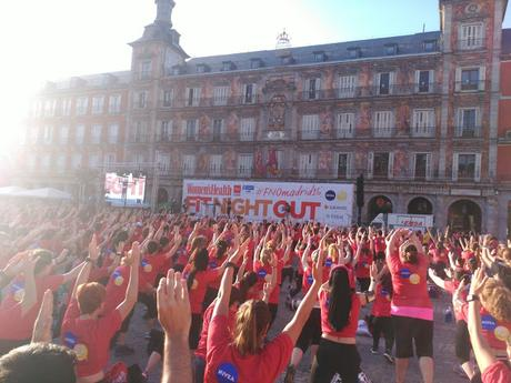 Fit Night Out Madrid 2016