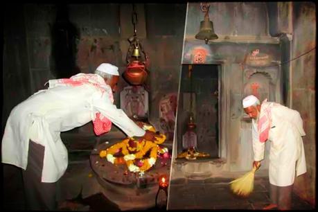 La devoción no tiene religión: Meet Esta musulmana que cuida de dos Shiva, el templo y la mezquita