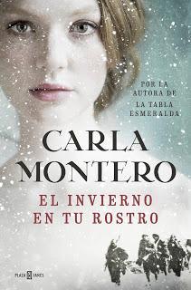 El invierno en tu rostro, de Carla Montero