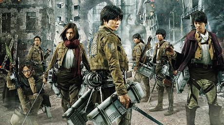 Las dos películas de acción real de 'Ataque a los titanes' se estrenarán en cines de España