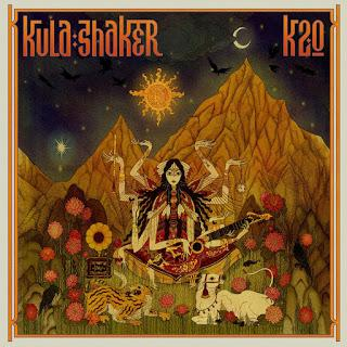 Kula Shaker - Let Love Be (With U) (2016)