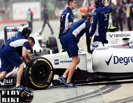 El equipo Williams se muestra decepcionado tras la clasificación para el GP de Canadá 2016