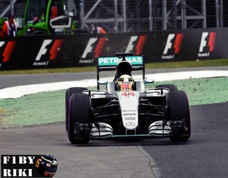 Hamilton espera una fuerte lucha por parte de Ferrari