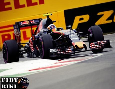 Resumen de la clasificación para el GP de Canadá 2016