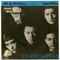 LOS RELAMPAGOS - NIT DEL LLAMPECS