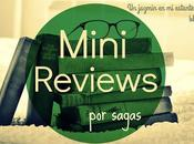 Mini reviews: Saga Valeria, Elizabet Benavent
