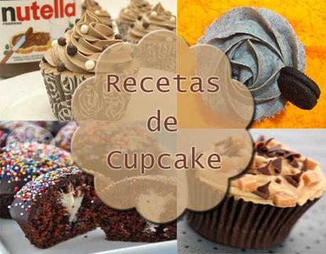 Recetas de Cupcake